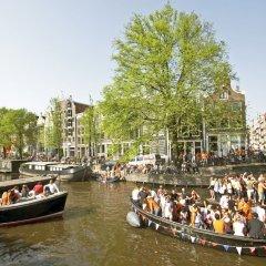 Отель Parkwood Hotel Нидерланды, Амстердам - отзывы, цены и фото номеров - забронировать отель Parkwood Hotel онлайн приотельная территория