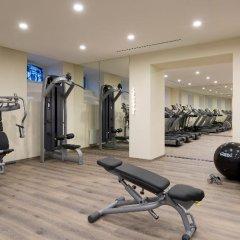 Лотте Отель Санкт-Петербург фитнесс-зал фото 2