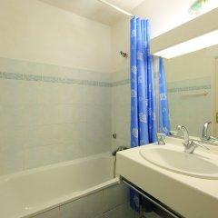Отель Le Jardin Des Iris Франция, Ницца - отзывы, цены и фото номеров - забронировать отель Le Jardin Des Iris онлайн ванная