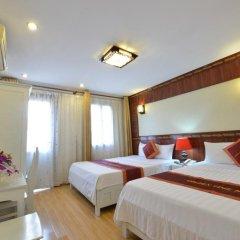Отель Golden Wings Hotel Вьетнам, Ханой - отзывы, цены и фото номеров - забронировать отель Golden Wings Hotel онлайн комната для гостей фото 3