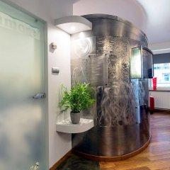 Отель Mint Rooms Польша, Варшава - 1 отзыв об отеле, цены и фото номеров - забронировать отель Mint Rooms онлайн интерьер отеля
