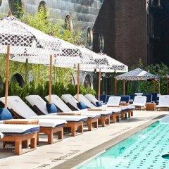 Отель Dream Downtown США, Нью-Йорк - отзывы, цены и фото номеров - забронировать отель Dream Downtown онлайн бассейн