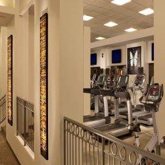 Отель The Capital Hilton США, Вашингтон - отзывы, цены и фото номеров - забронировать отель The Capital Hilton онлайн фитнесс-зал фото 4