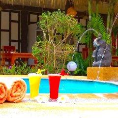 Отель Kantiang Oasis Resort & Spa бассейн фото 3