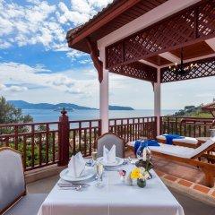Отель Thavorn Beach Village Resort & Spa Phuket 4* Люкс с различными типами кроватей фото 7