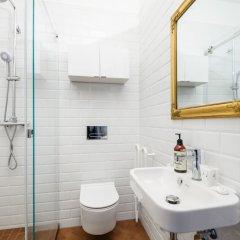 Отель P&O Apartments Krzywe Kolo Польша, Варшава - отзывы, цены и фото номеров - забронировать отель P&O Apartments Krzywe Kolo онлайн ванная