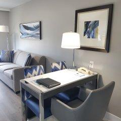 Отель Quality Suites Toronto Airport Канада, Торонто - отзывы, цены и фото номеров - забронировать отель Quality Suites Toronto Airport онлайн удобства в номере