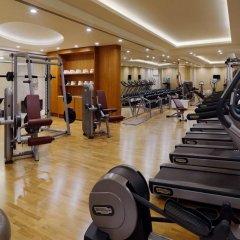 Гостиница Marriott Novy Arbat Москва фитнесс-зал фото 2