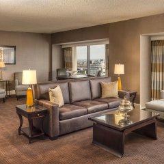 Отель Sheraton Hotel Columbus Capitol Square США, Колумбус - отзывы, цены и фото номеров - забронировать отель Sheraton Hotel Columbus Capitol Square онлайн комната для гостей фото 3