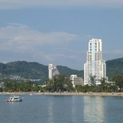 Отель Patong Tower By United 21 Thailand пляж