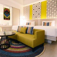 Отель Hue Hotels and Resorts Puerto Princesa Managed by HII Филиппины, Пуэрто-Принцеса - отзывы, цены и фото номеров - забронировать отель Hue Hotels and Resorts Puerto Princesa Managed by HII онлайн комната для гостей