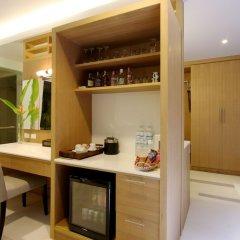 Отель APSARA Beachfront Resort and Villa удобства в номере фото 2
