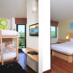 Отель Ibis Kata Пхукет комната для гостей фото 4