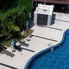 Отель Marsi Pattaya бассейн фото 2