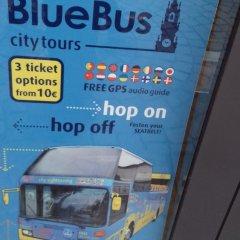 Hotel Paulista городской автобус