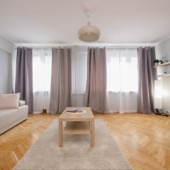 Отель Esperanto Pastel Apartment Польша, Варшава - отзывы, цены и фото номеров - забронировать отель Esperanto Pastel Apartment онлайн фото 6