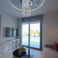 Отель White Pearl Luxury Villas Греция, Пефкохори - отзывы, цены и фото номеров - забронировать отель White Pearl Luxury Villas онлайн в номере фото 2