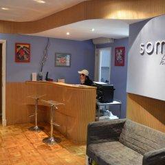 Отель Somnio Hostels Испания, Барселона - отзывы, цены и фото номеров - забронировать отель Somnio Hostels онлайн интерьер отеля