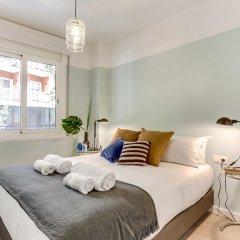 Отель Sweet Inn Apartments - Fira Sants Испания, Барселона - отзывы, цены и фото номеров - забронировать отель Sweet Inn Apartments - Fira Sants онлайн комната для гостей фото 3