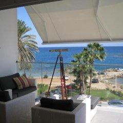 Отель Trident Beach Front Suite Кипр, Протарас - отзывы, цены и фото номеров - забронировать отель Trident Beach Front Suite онлайн пляж
