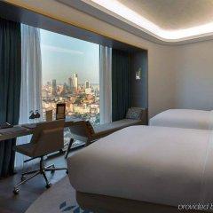 Отель Hilton Istanbul Kozyatagi комната для гостей фото 3