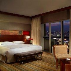 Отель Swissotel The Stamford 5* Стандартный номер с различными типами кроватей фото 7