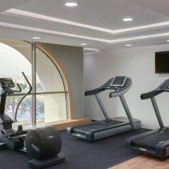 DoubleTree by Hilton Hotel Riyadh - Al Muroj Business Gate фитнесс-зал фото 2