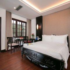Quoc Hoa Premier Hotel сейф в номере