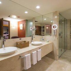 Отель Camino Real Aeropuerto Mexico ванная