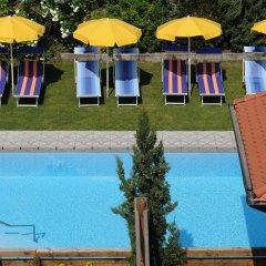 Hotel FleurAlp Чермес бассейн фото 2