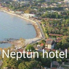 Neptun Hotel пляж