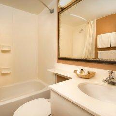 Отель The American Inn of Bethesda ванная фото 2
