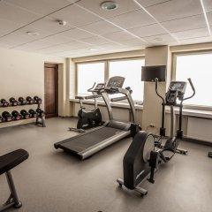 Отель AIRINN Вильнюс фитнесс-зал фото 2