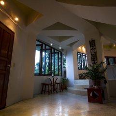 Отель Monkey Flower Villas Таиланд, Остров Тау - отзывы, цены и фото номеров - забронировать отель Monkey Flower Villas онлайн интерьер отеля фото 2