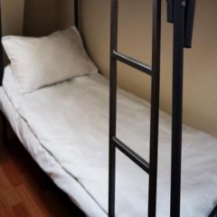 Скай Хостел Шереметьево комната для гостей фото 2