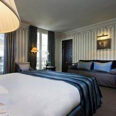 Отель Villa D'Estrees Париж комната для гостей фото 2