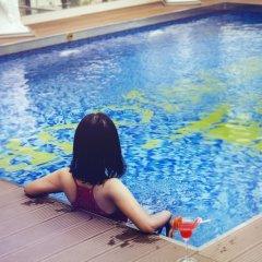 Bonjour Nha Trang Hotel бассейн фото 3