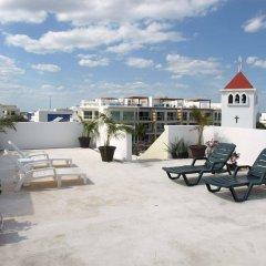 Отель El Campanario Studios & Suites Мексика, Плая-дель-Кармен - отзывы, цены и фото номеров - забронировать отель El Campanario Studios & Suites онлайн бассейн фото 3