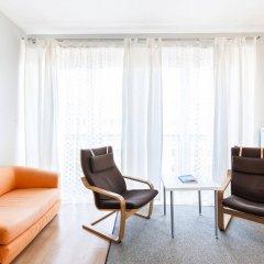 Отель Apartment4you Wilcza комната для гостей фото 2