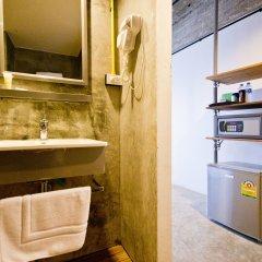 Отель Quip Bed & Breakfast Таиланд, Пхукет - отзывы, цены и фото номеров - забронировать отель Quip Bed & Breakfast онлайн ванная