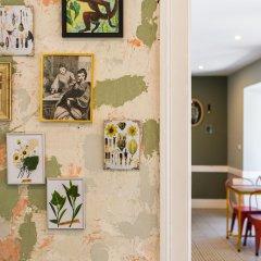 Отель Casa do Jasmim by Shiadu Португалия, Лиссабон - отзывы, цены и фото номеров - забронировать отель Casa do Jasmim by Shiadu онлайн гостиничный бар