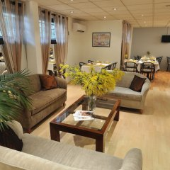 Отель Residhotel Les Coralynes Франция, Канны - 9 отзывов об отеле, цены и фото номеров - забронировать отель Residhotel Les Coralynes онлайн комната для гостей