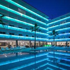Отель Best San Francisco Испания, Салоу - 8 отзывов об отеле, цены и фото номеров - забронировать отель Best San Francisco онлайн бассейн