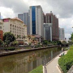 Hedong Hotel Шэньчжэнь приотельная территория фото 2