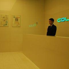 Отель Colour Inn - She Kou Branch Китай, Шэньчжэнь - отзывы, цены и фото номеров - забронировать отель Colour Inn - She Kou Branch онлайн интерьер отеля