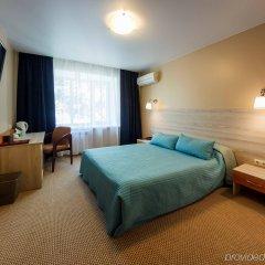 Гостиница Аврора комната для гостей фото 6