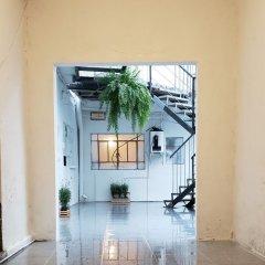 Отель Hermila Tlalpan Suites Мехико интерьер отеля