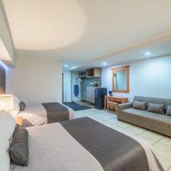 Hotel Malibu комната для гостей фото 2