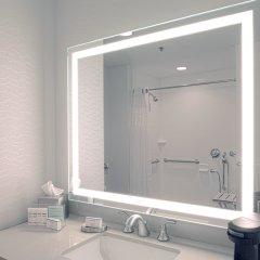 Отель Hampton Inn & Suites Columbus/University Area Колумбус ванная
