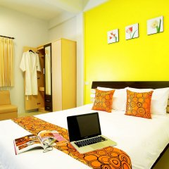 Отель Smile Inn комната для гостей фото 5